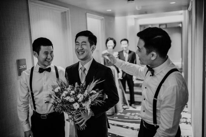 Kristi & Yonathan Wedding by AKSA Creative - 012