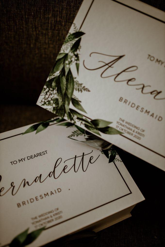 Kristi & Yonathan Wedding by AKSA Creative - 014