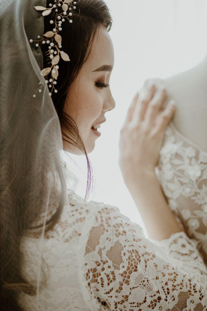 Kristi & Yonathan Wedding by AKSA Creative - 013