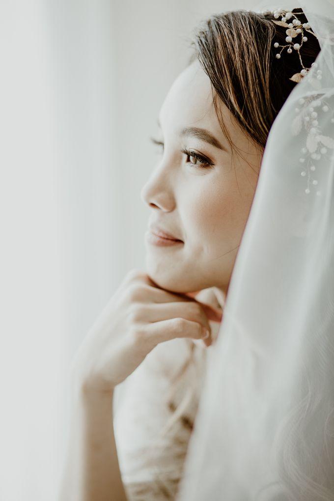 Kristi & Yonathan Wedding by AKSA Creative - 015