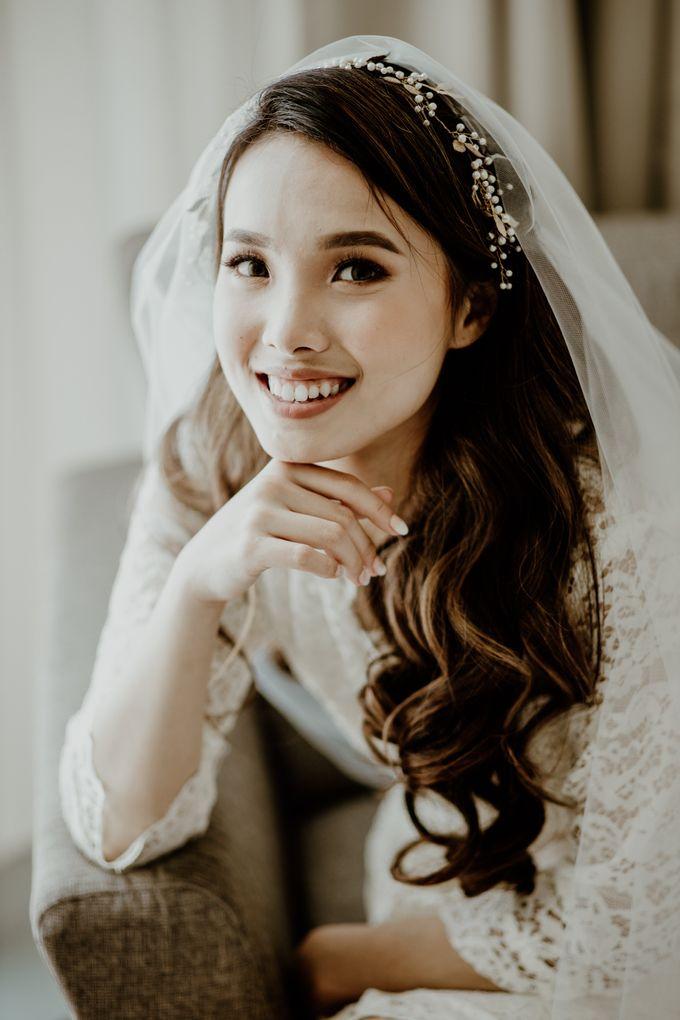 Kristi & Yonathan Wedding by AKSA Creative - 016