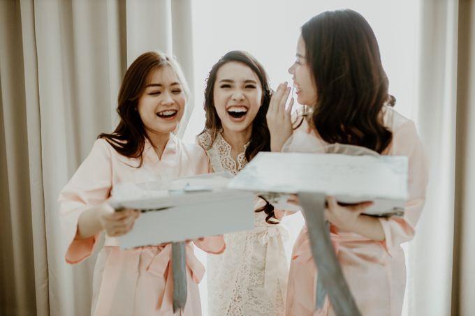 Kristi & Yonathan Wedding by AKSA Creative - 017