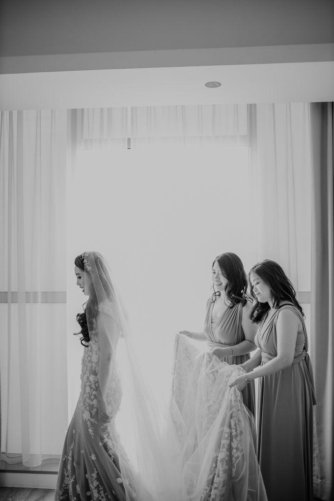 Kristi & Yonathan Wedding by AKSA Creative - 022