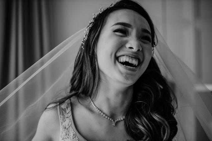Kristi & Yonathan Wedding by AKSA Creative - 024