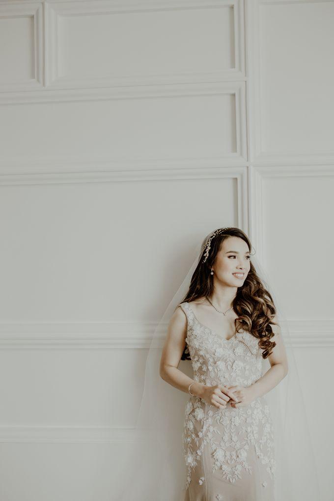 Kristi & Yonathan Wedding by AKSA Creative - 023