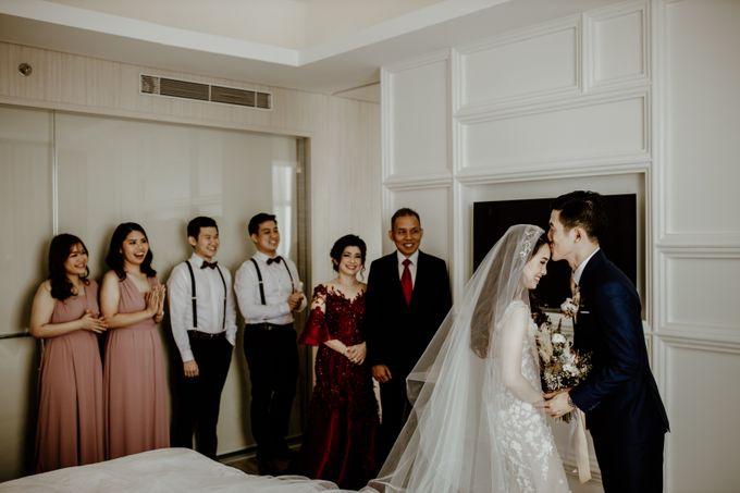 Kristi & Yonathan Wedding by AKSA Creative - 026