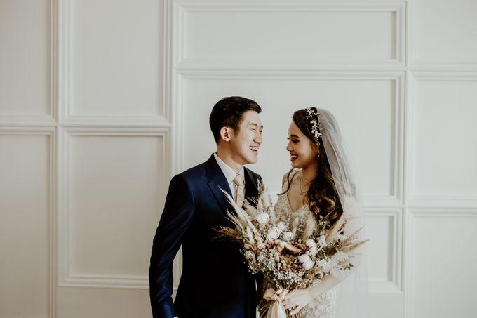 Kristi & Yonathan Wedding by AKSA Creative - 028