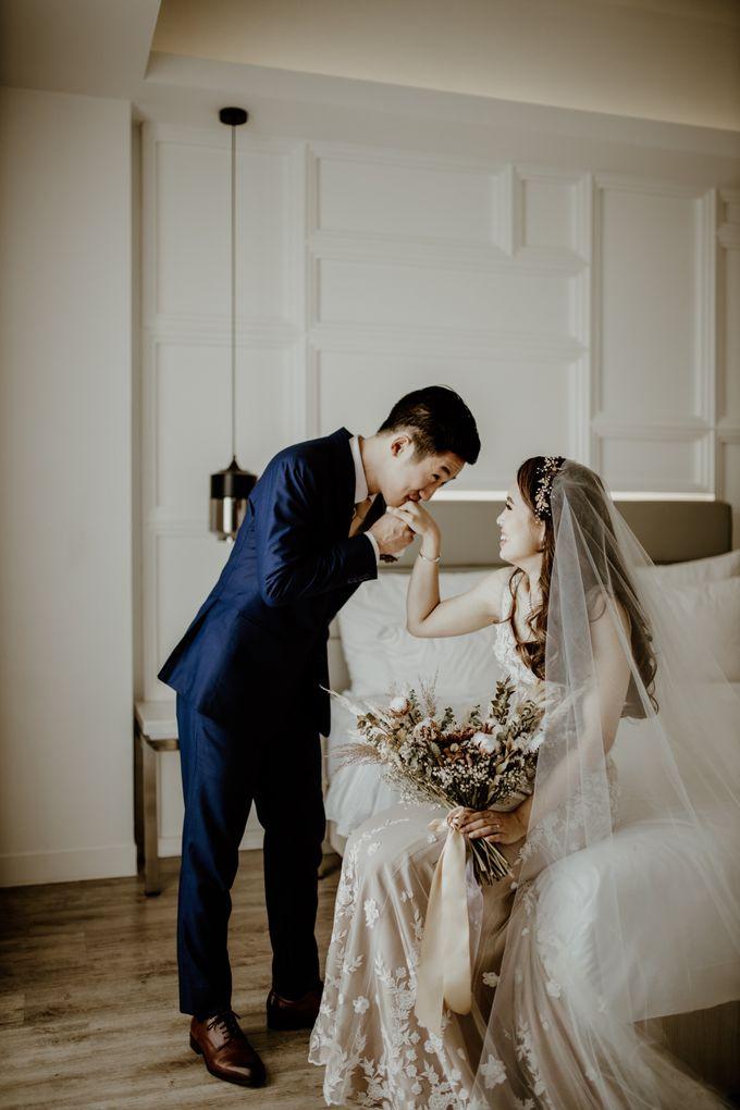 Kristi & Yonathan Wedding by AKSA Creative - 027