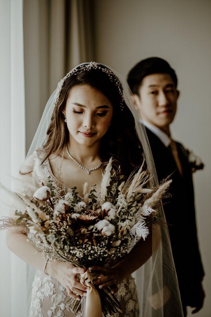 Kristi & Yonathan Wedding by AKSA Creative - 029