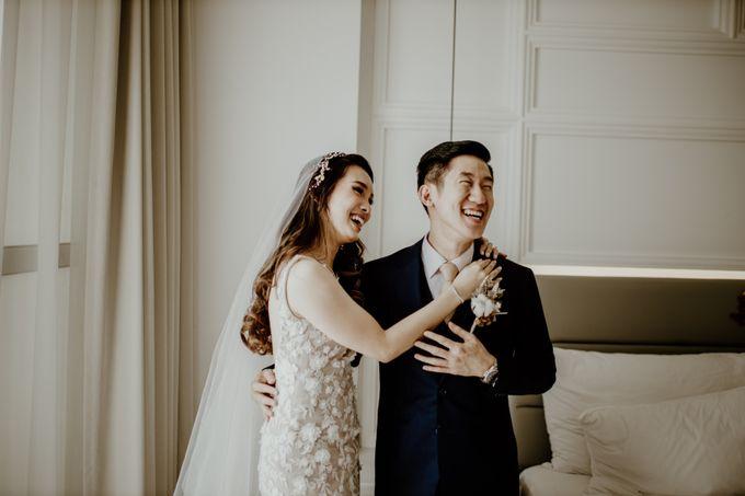 Kristi & Yonathan Wedding by AKSA Creative - 030