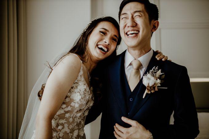 Kristi & Yonathan Wedding by AKSA Creative - 031
