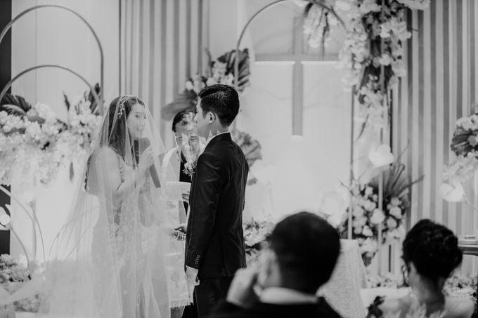 Kristi & Yonathan Wedding by AKSA Creative - 034