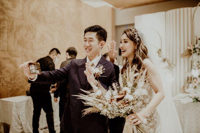 Kristi & Yonathan Wedding by AKSA Creative - 036