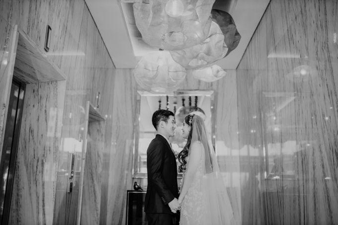 Kristi & Yonathan Wedding by AKSA Creative - 038