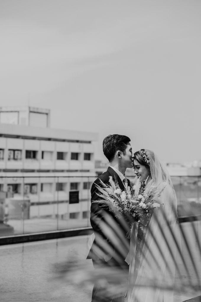 Kristi & Yonathan Wedding by AKSA Creative - 039