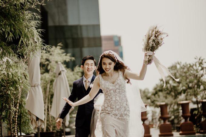 Kristi & Yonathan Wedding by AKSA Creative - 040