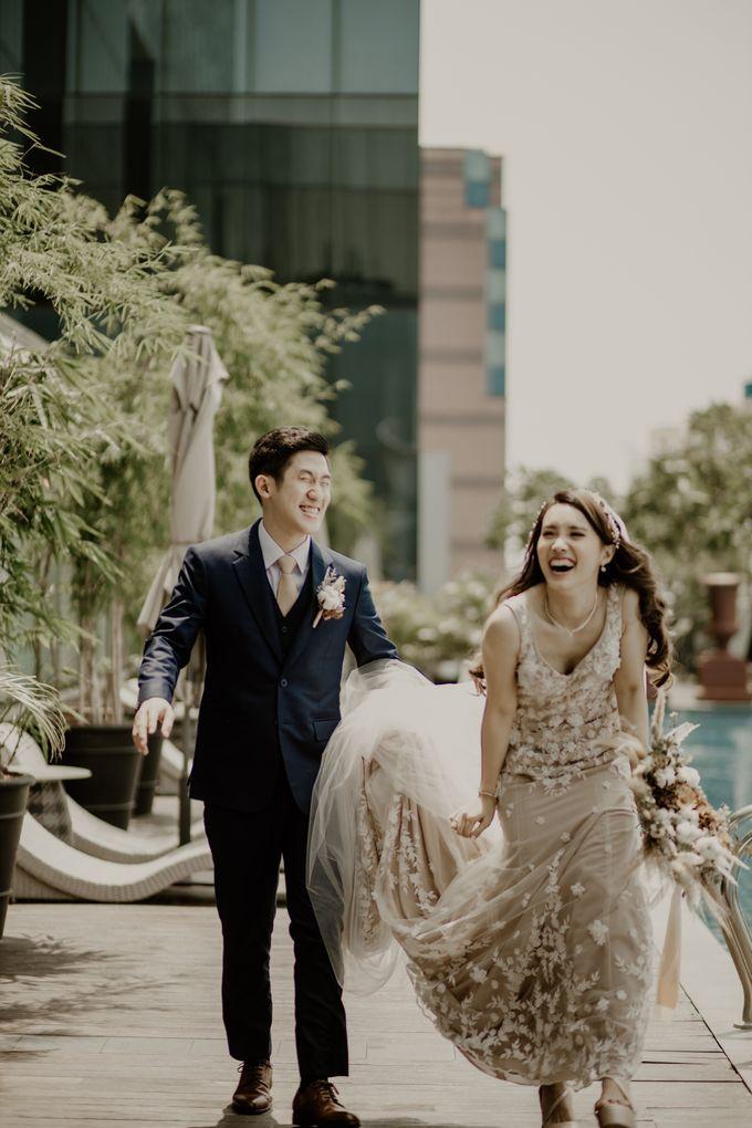Kristi & Yonathan Wedding by AKSA Creative - 042