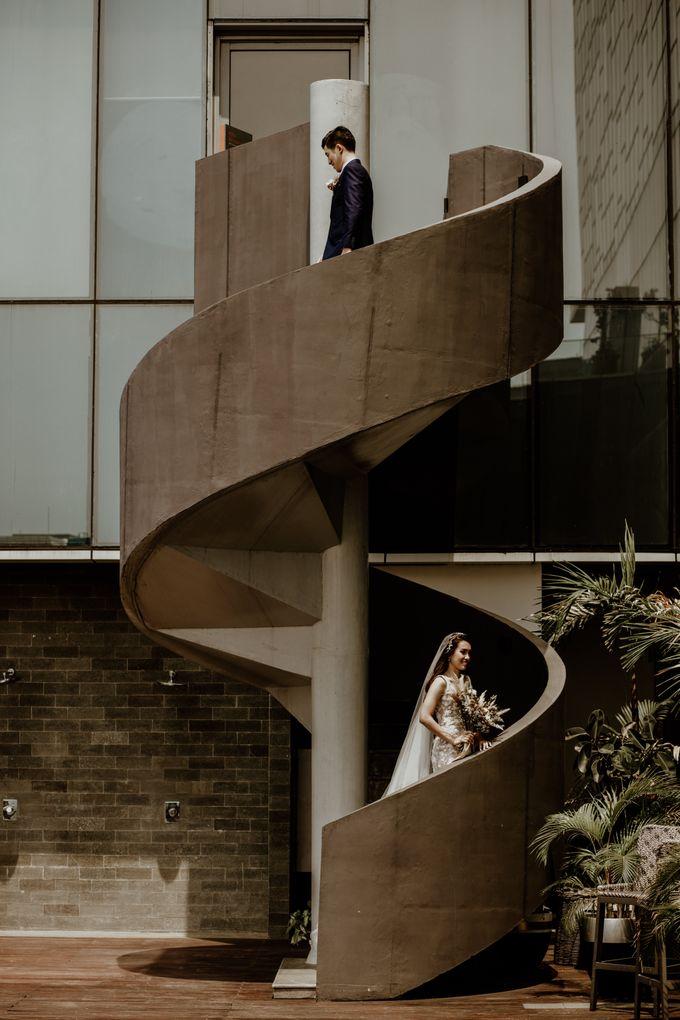 Kristi & Yonathan Wedding by AKSA Creative - 041