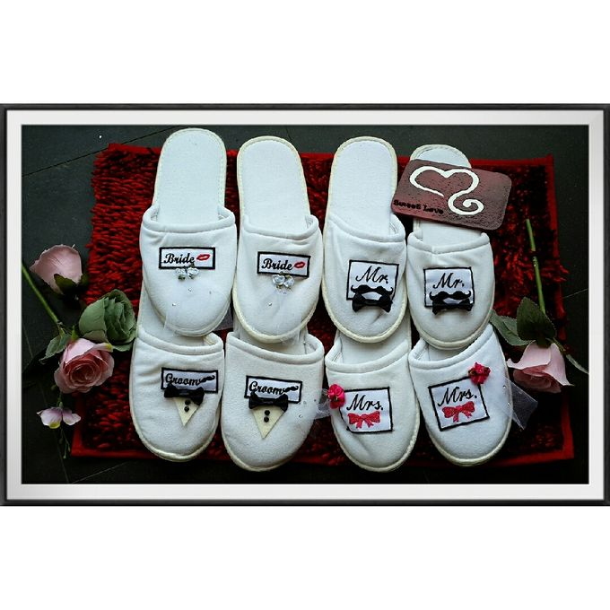 Wedding Slippers by Sweetlovecollection - 011