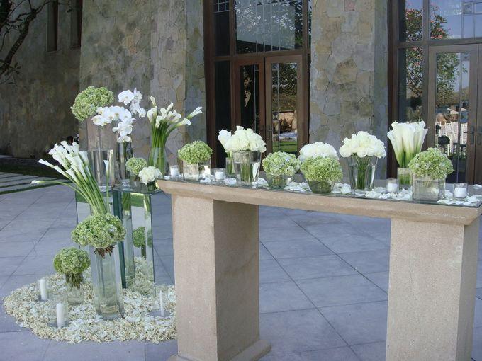 Simple Decorations by d'Oasis Florist & Decoration - 004
