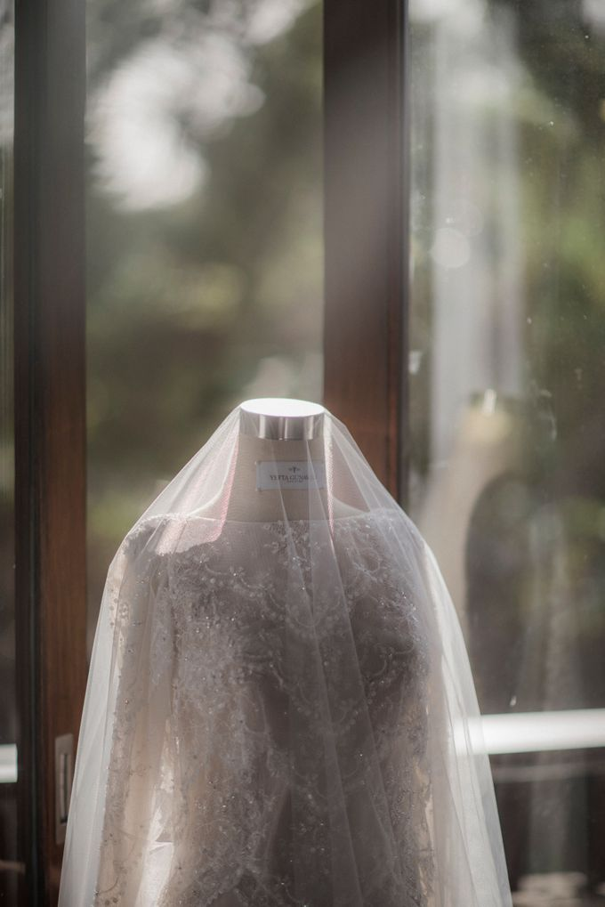 Eco-friendly Bali Wedding by Reynard Karman Photography - 001
