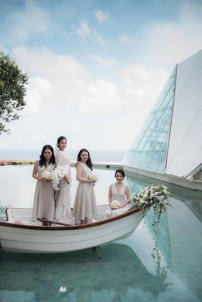 Eco-friendly Bali Wedding by Reynard Karman Photography - 015