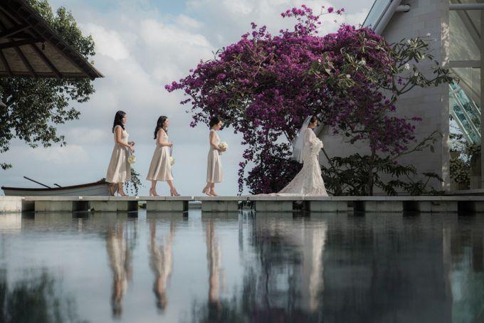 Eco-friendly Bali Wedding by Reynard Karman Photography - 016