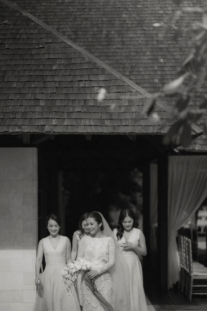 Eco-friendly Bali Wedding by Reynard Karman Photography - 017