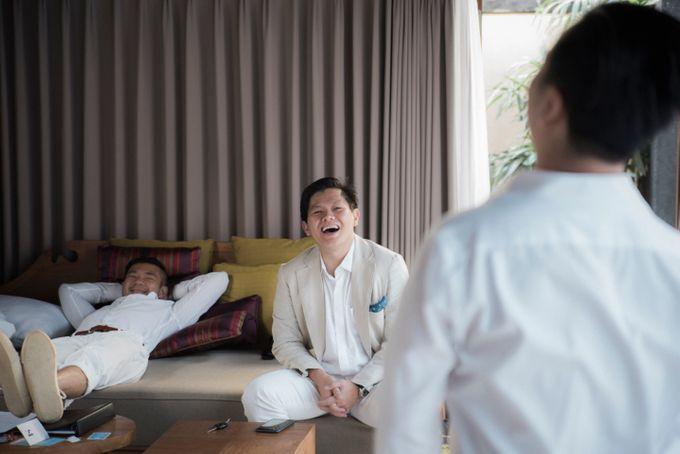 Eco-friendly Bali Wedding by Reynard Karman Photography - 019