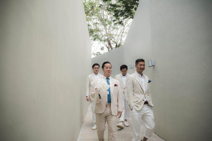 Eco-friendly Bali Wedding by Reynard Karman Photography - 027