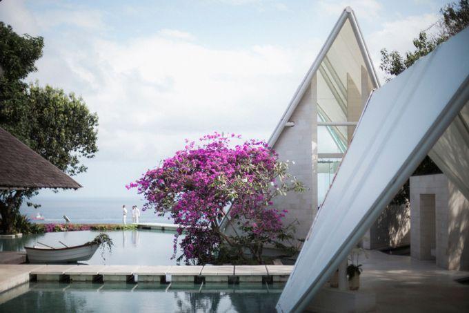 Eco-friendly Bali Wedding by Reynard Karman Photography - 035