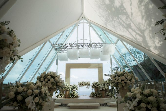 Eco-friendly Bali Wedding by Reynard Karman Photography - 037
