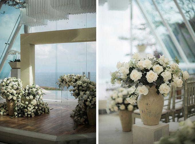 Eco-friendly Bali Wedding by Reynard Karman Photography - 038