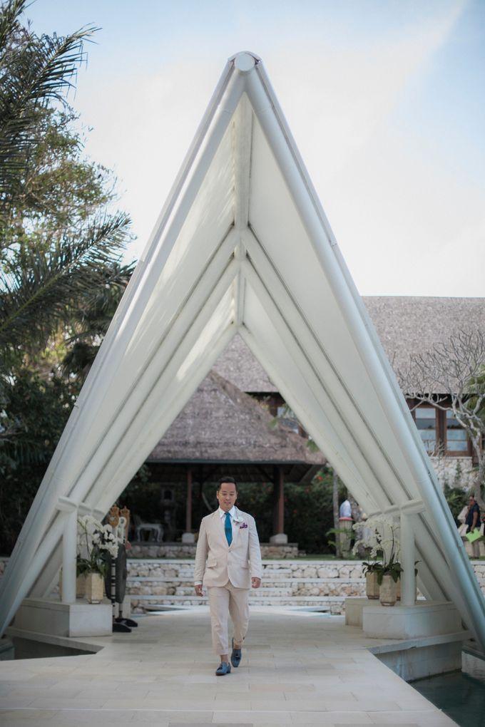 Eco-friendly Bali Wedding by Reynard Karman Photography - 039