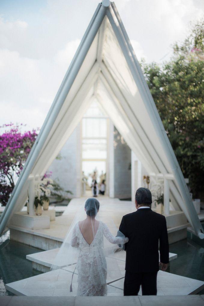Eco-friendly Bali Wedding by Reynard Karman Photography - 041