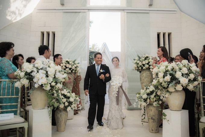 Eco-friendly Bali Wedding by Reynard Karman Photography - 042