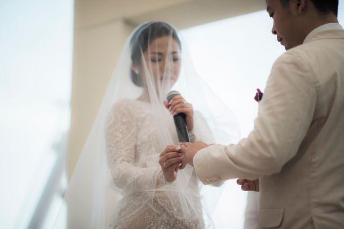 Eco-friendly Bali Wedding by Reynard Karman Photography - 048