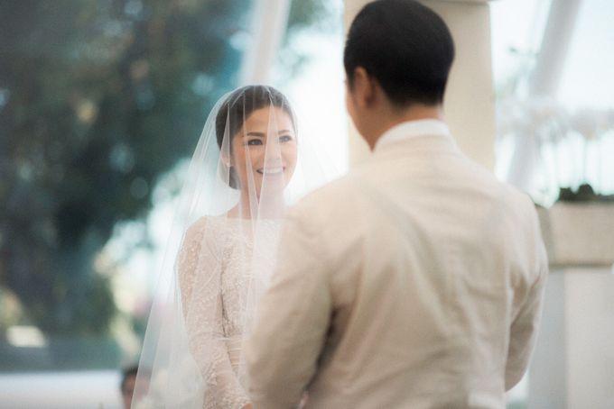 Eco-friendly Bali Wedding by Reynard Karman Photography - 049