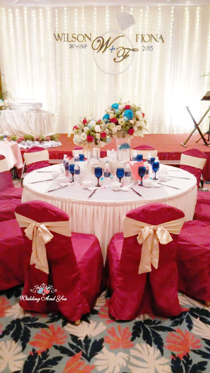 VIP Table Setting by Wedding And You - 029
