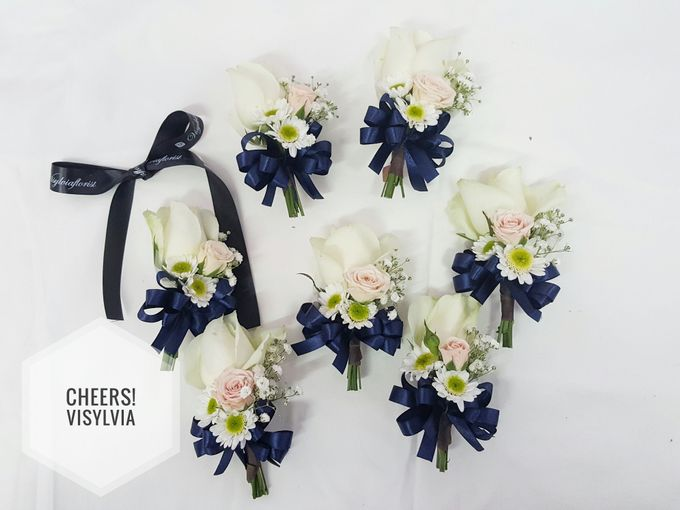 All About The Details Of Corsages  by visylviaflorist - 009