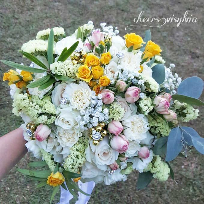 WEDDING BOUQUET  by visylviaflorist - 012