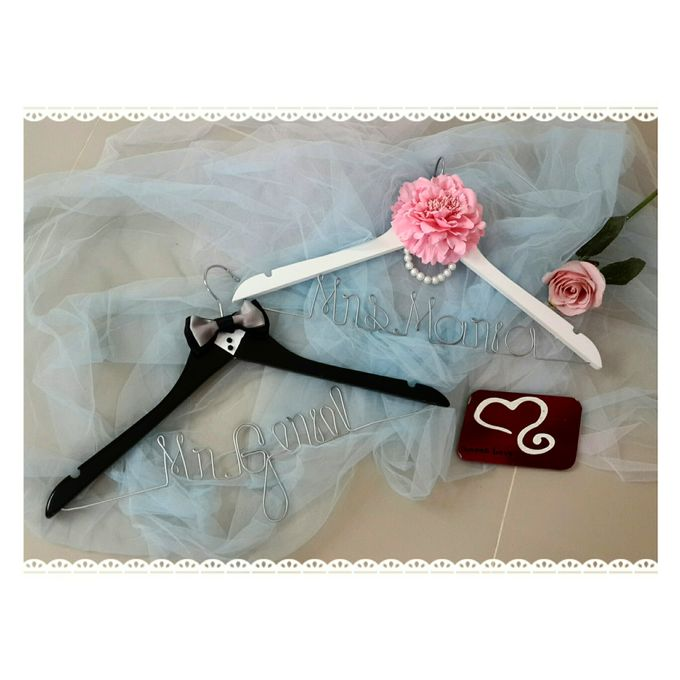 Wedding Hanger Name by Sweetlovecollection - 007