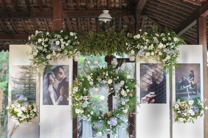 The Wedding of Kent & Tatiana by Elior Design - 011