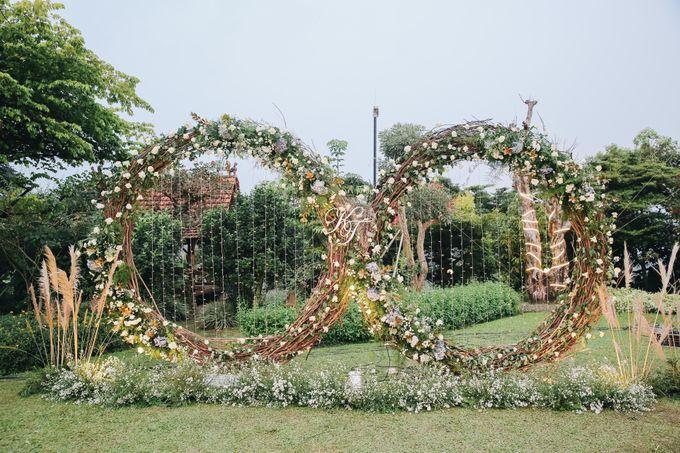 The Wedding of Kent & Tatiana by Elior Design - 013