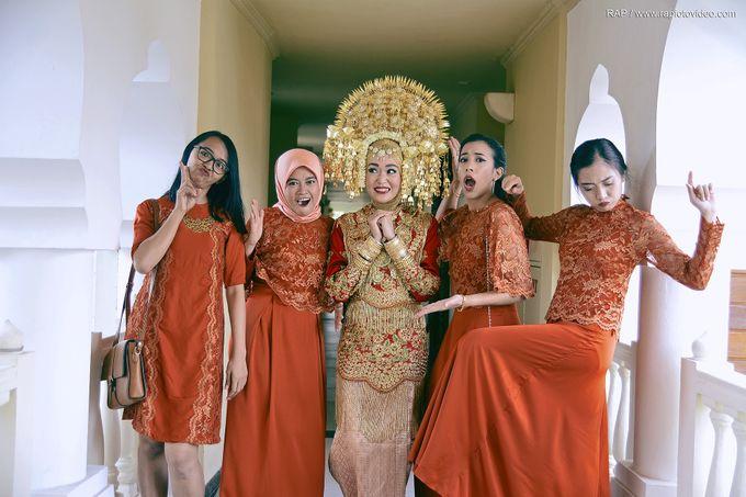 Niko + Lisa Kota Bukittinggi by RAP Wedding - 019
