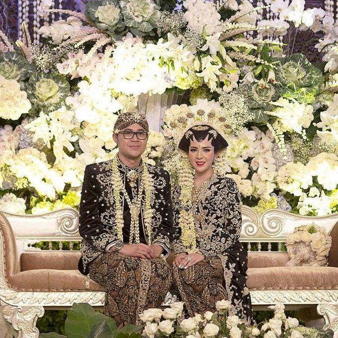 Wedding Nails Kartika Sukarwo by Story of Nailart - 007