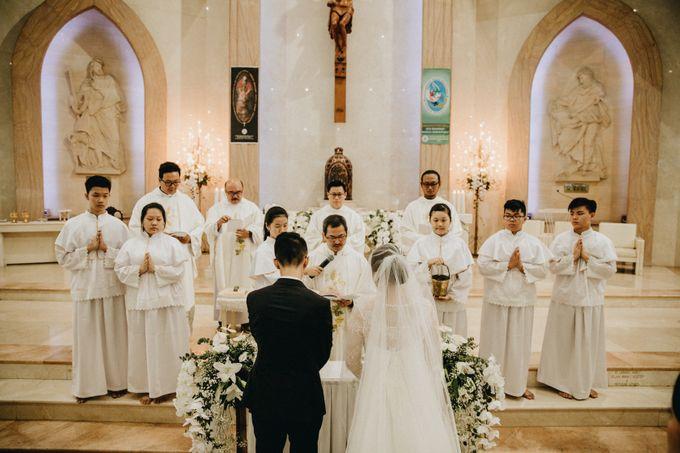 Holy Matrimony Kelvin & Teresa by WYMM Organizer - 008