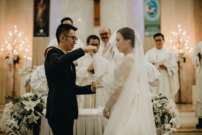 Holy Matrimony Kelvin & Teresa by WYMM Organizer - 020