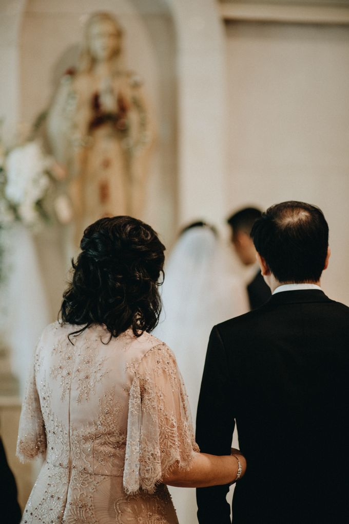 Holy Matrimony Kelvin & Teresa by WYMM Organizer - 030