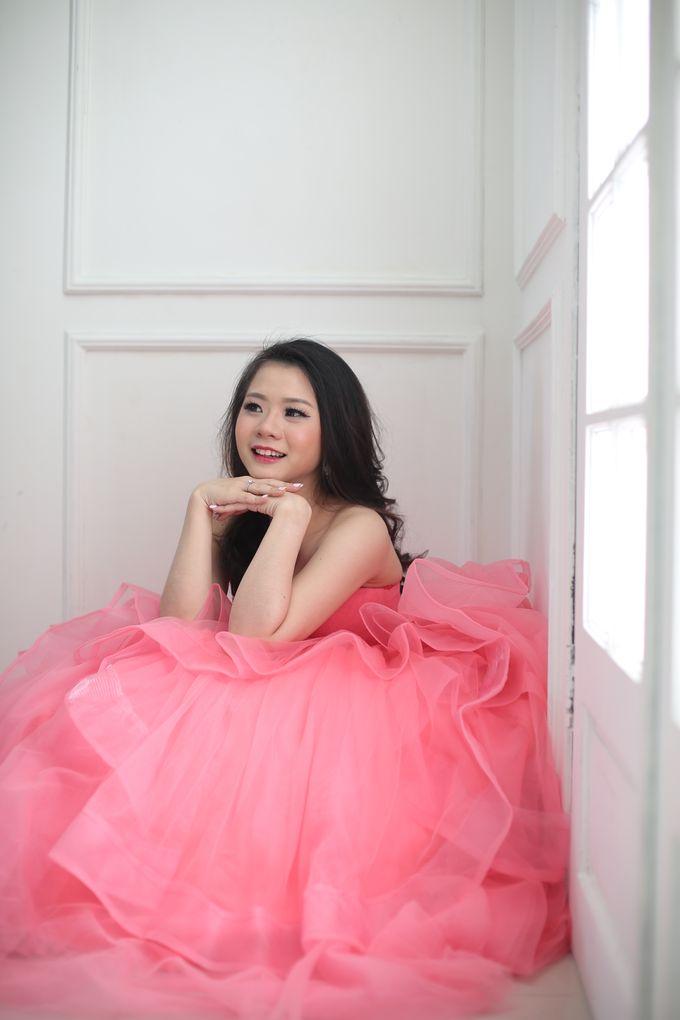 Favor Pre-wedding Gown - Cherish Pink by Favor Brides - 006
